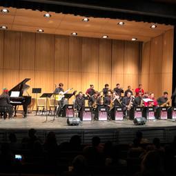 Jazz Ensemble presents Duke Ellington's Nutcracker Suite