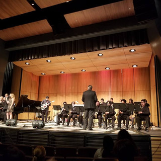 Jazz Ensemble presents the music of The Beatles