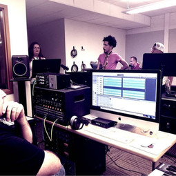 Jazz Combos recording session