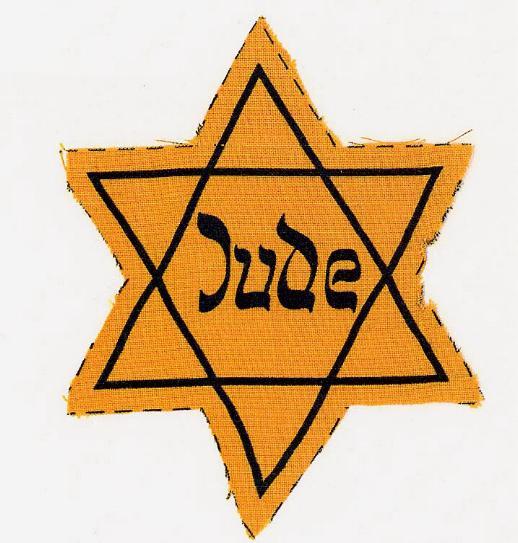 Звезда, нашиваемая евреям