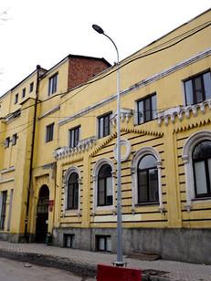 Бывшая хоральная синагога