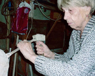 Евгения Фёдоровна Лапко