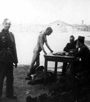 Селекция военнопленных