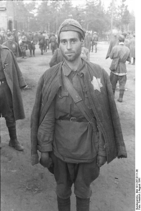Еврей-военнопленный