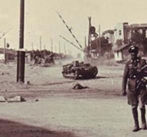 Вермахт входит в Росотов-на-Дону