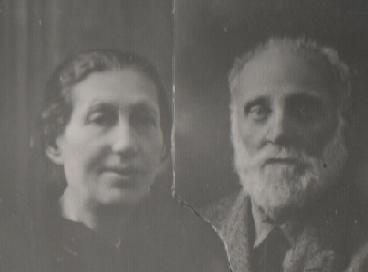 Святские Абрам Борисович и Гнеся Исааков