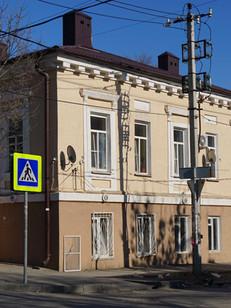 Бывшая синагога на Мурлычева, 4