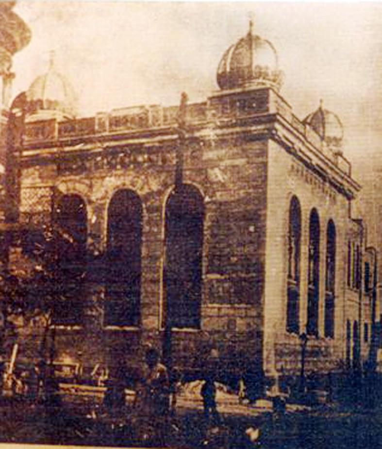Солдатская синагога