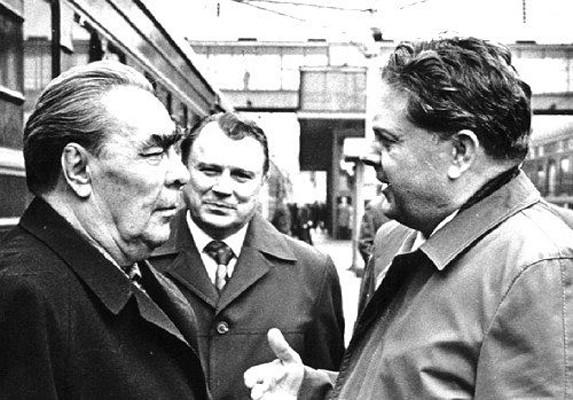 Брежнев Леонид Ильич, Головец Борис Иван