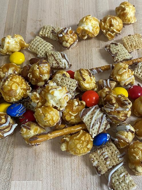 Colorado Trail Mix Popcorn