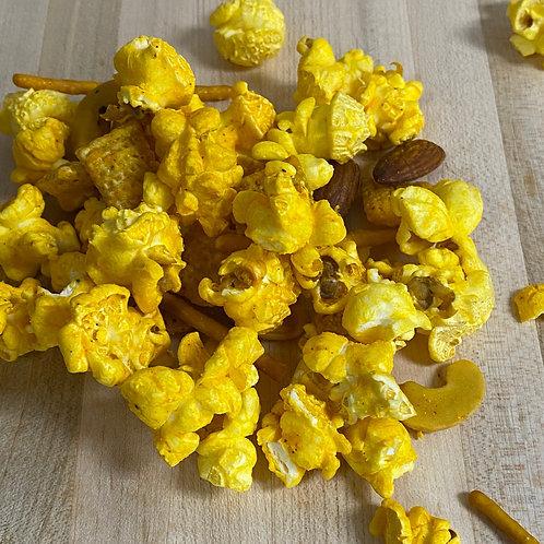 Gold Mine Trail Mix Popcorn