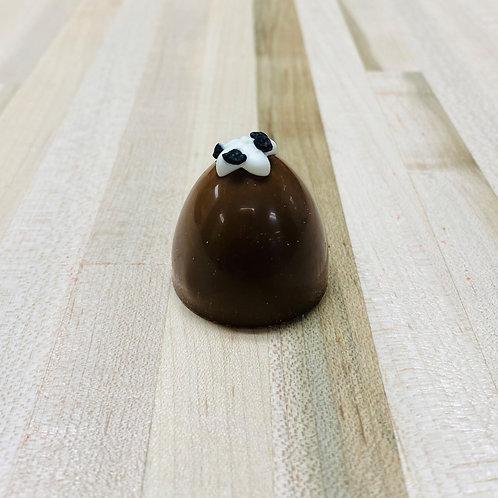 Milk Chocolate Sea Salt Caramel Truffle