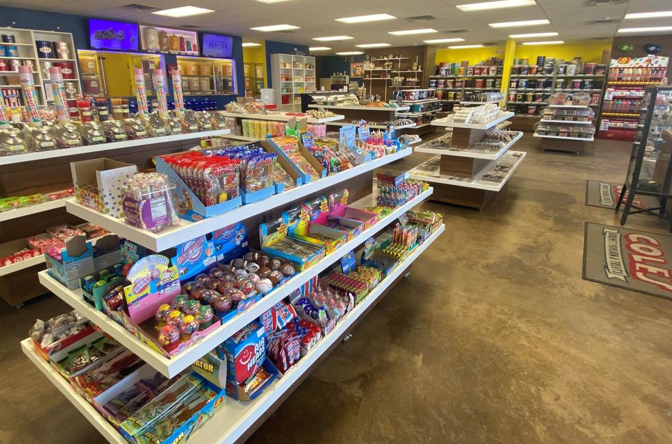 Store Photo Kids Candy