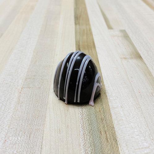Dark Chocolate Amaretto Truffle