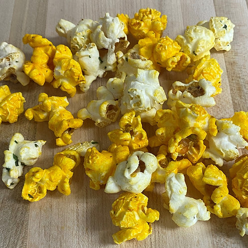 Spicy Buffalo & Ranch Popcorn