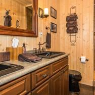 Deer Bathroom