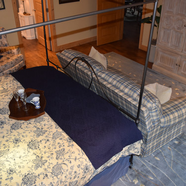 King-Sized Bed