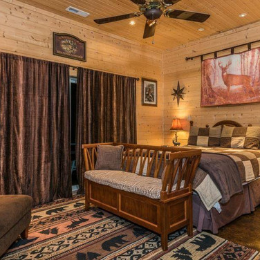 Deer Bedroom