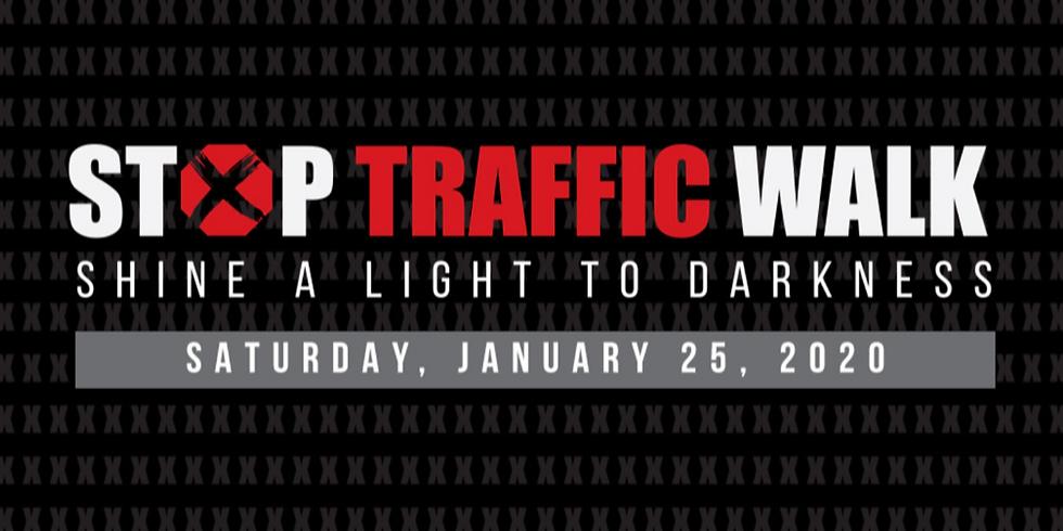 Stop Traffic Walk