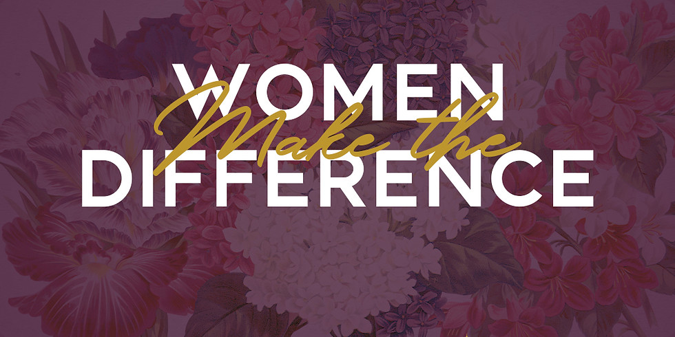 2019 Women Make The Difference: An Afternoon in Paris