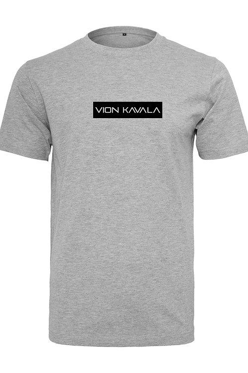 VION KAVALA PREMIUM SHIRT GREY/BLACK