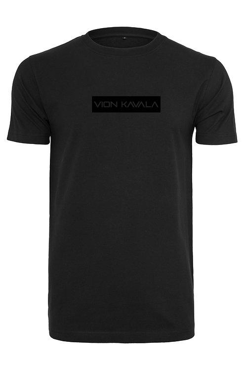 VION KAVALA PREMIUM SHIRT BLACK/BLACK