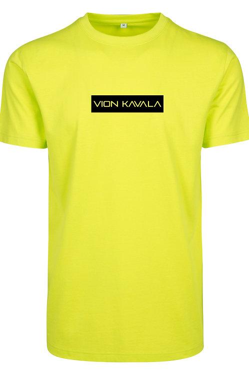 VION KAVALA PREMIUM SHIRT NEON/BLACK