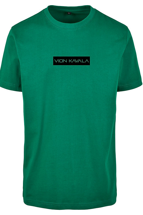 VION KAVALA PREMIUM SHIRT FOREST/BLACK
