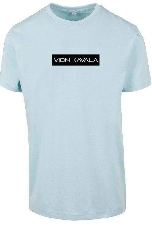 VION KAVALA PREMIUM SHIRT SKY/BLACK