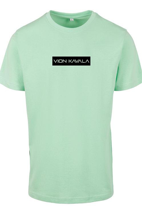 VION KAVALA PREMIUM SHIRT MINT/BLACK