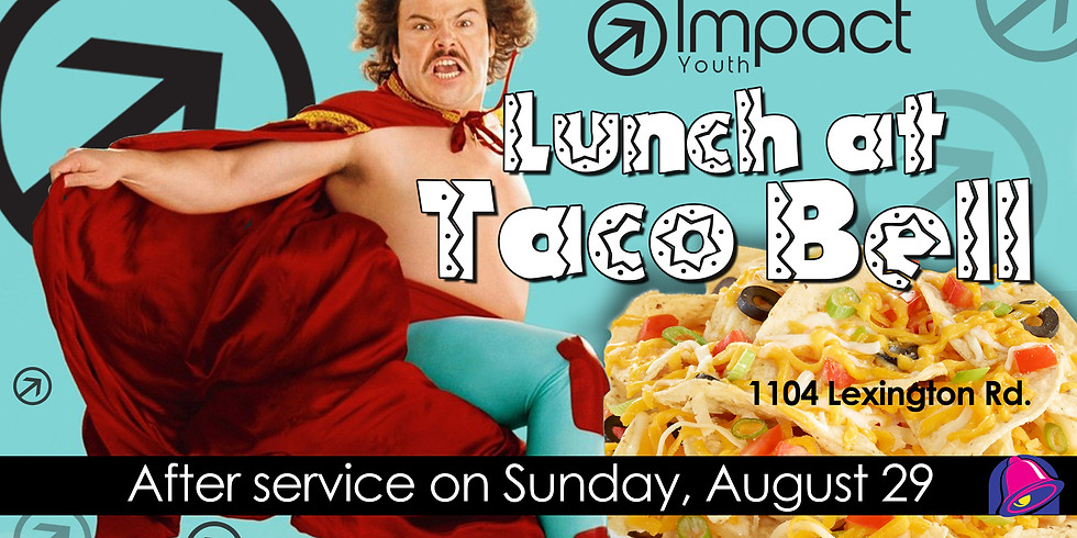 Impact Youth- Taco Lunch