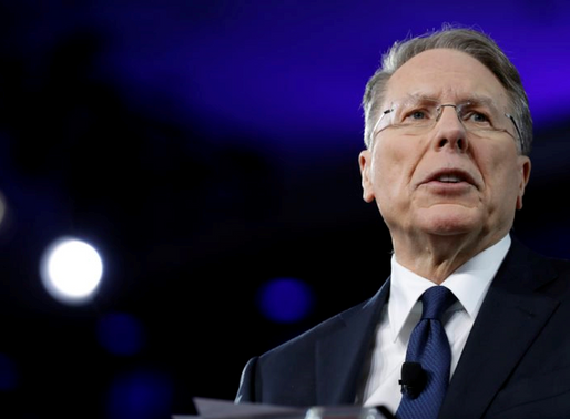 LaPierre Refuses to Step Down After NRA Board Members Ask for His Resignation