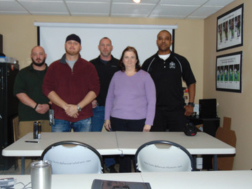 NRA Instructor Pistol Class