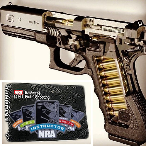 (NRA Pistol Instructor Course)