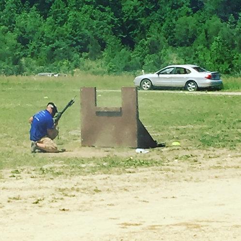 Rifle Marksmanship Course