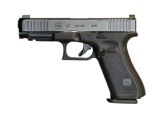 CONFIRMED: US Secret Service Adopts Glock 19, G47 MOS Gen5 Pistols