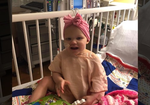 Same-sex parents of little girl battling stage 4 cancer get 'hateful' message from would-be donor