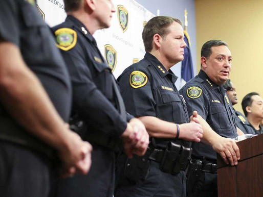 HPD announces end to no-knock warrants during heated meeting on deadly raid, police chief says