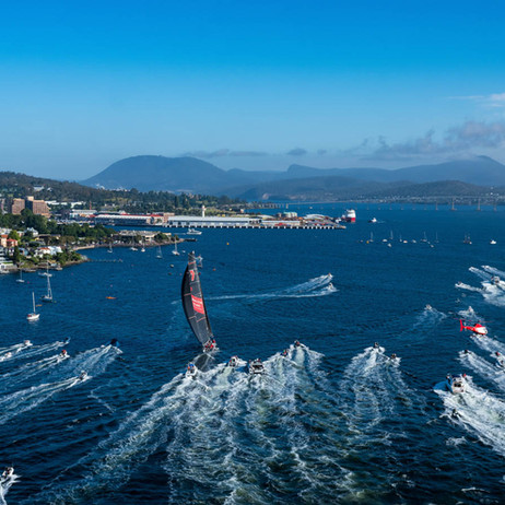 Tourism Tasmania - Sydney to Hobart