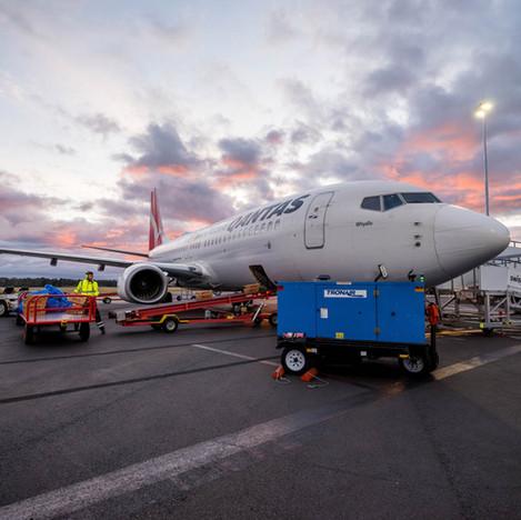Swissport Hobart Airport
