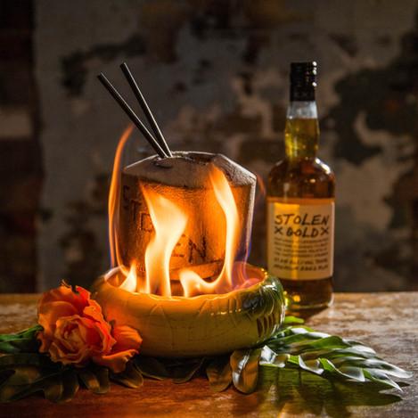 Stolen Rum Bartender Competition