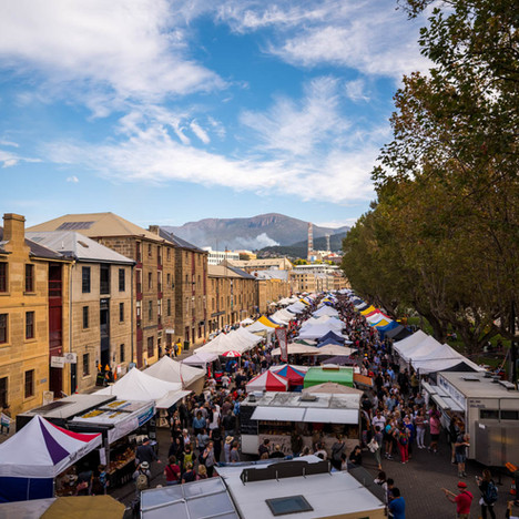 Before Creative - Salamanca Market