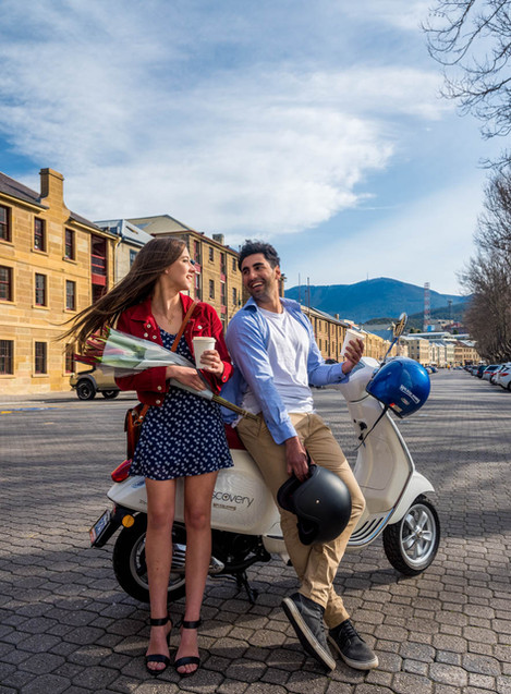 Wilson Homes - Vespa Promotion