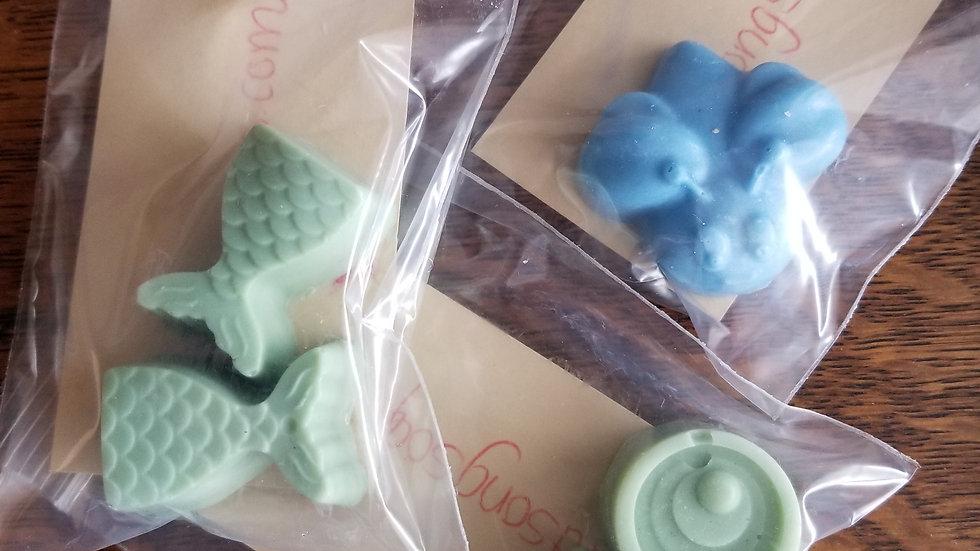Mini soap gifts