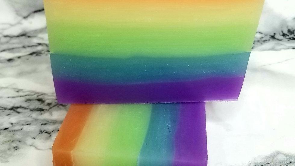 Rainbow Loaf bar