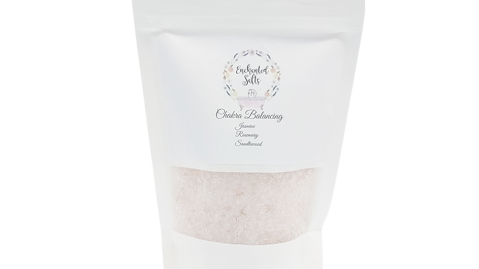 Chakra Balancing Bath Salts