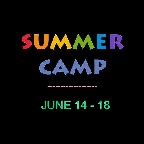 June 14 -18 Week long @ ARTsCCP : Online Only