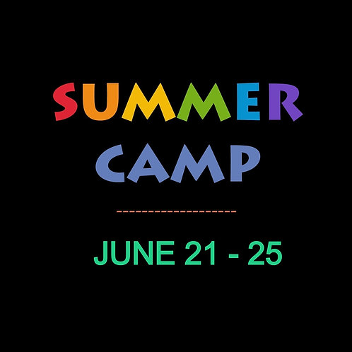 June 21 - 25 Week long @ ARTsCCP : Online Only