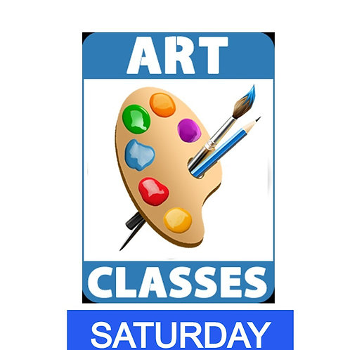 Saturday Arts Class Monthly classes