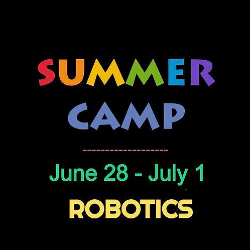 June 28 - July 1 -Mon - Thursday @ ARTsCCP